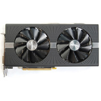 Видеокарта Sapphire Nitro+ Radeon RX 580 1411Mhz 4Gb