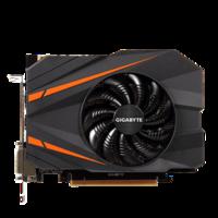 Видеокарта GIGABYTE GeForce GTX 1070 1531Mhz 8Gb Mini ITX