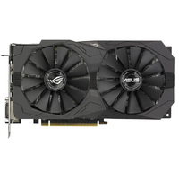 Видеокарта ASUS Radeon RX 570 1244Mhz 4Gb Strix Gaming