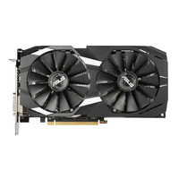 Видеокарта ASUS Radeon RX 580 1360Mhz 4Gb Dual OC