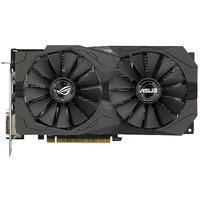 Видеокарта ASUS Radeon RX 570 1300Mhz 4Gb Strix OC Gaming