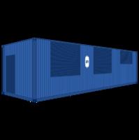 Морской контейнер для майнинга (40 футов)
