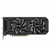 Видеокарта Palit GeForce GTX 1060 1506Mhz 6Gb Dual