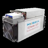 Innosilicon T2 Turbo+ (T2T+) Miner (32 TH/s)