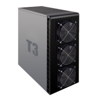FPGA miner T3 (240 Kh/s)